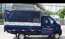 Bán xe tải Dongben 870 thùng mui bạt giá tốt chỉ với 35 triệu