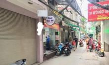Bán nhà Đội Cấn, Văn Cao, Ba Đình 46m2x4T ngõ ô tô, kinh doanh