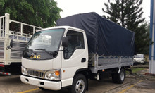 Jac 2t4 động cơ Isuzu thùng dài 4m4 - trả trước 100 triệu
