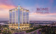 Chính chủ bán căn hộ Rome Diamond Lotus, Thủ Thiêm, Q.2, 4.25 tỷ/căn