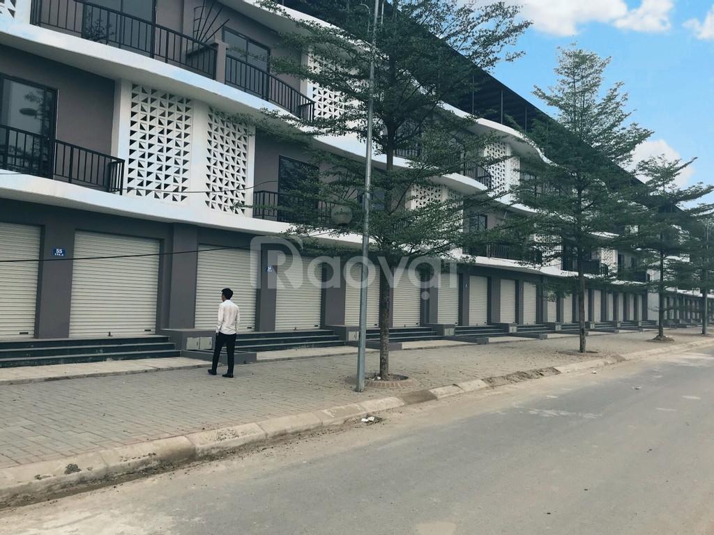 Cần bán căn Shophouse đường 30m tại dự án Nam 32 đầu tư tốt