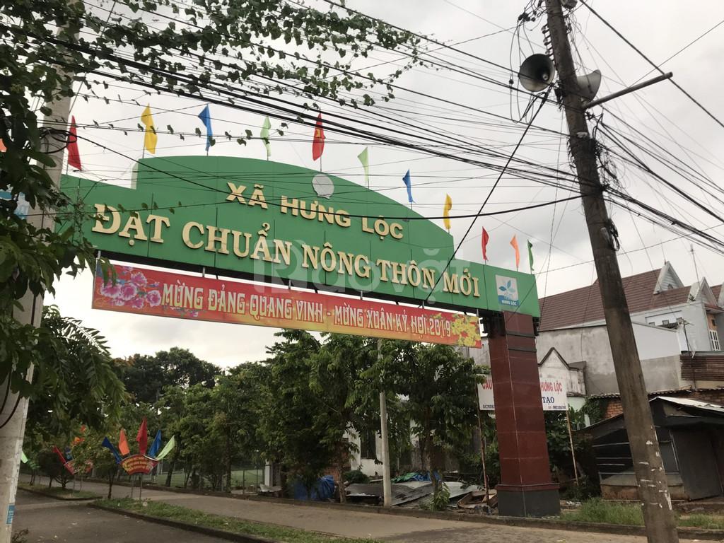 256m2 sổ hồng chính chủ , gần khu công nghiệp Hưng Lộc