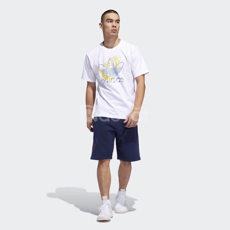 Áo phông nam adidas treefoil art tee
