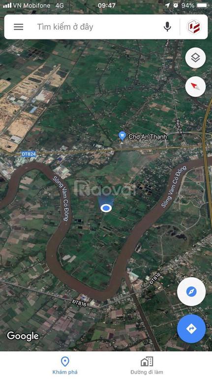 Water Point-Nam Long/ đón sóng đầu tư từ Bến Lức