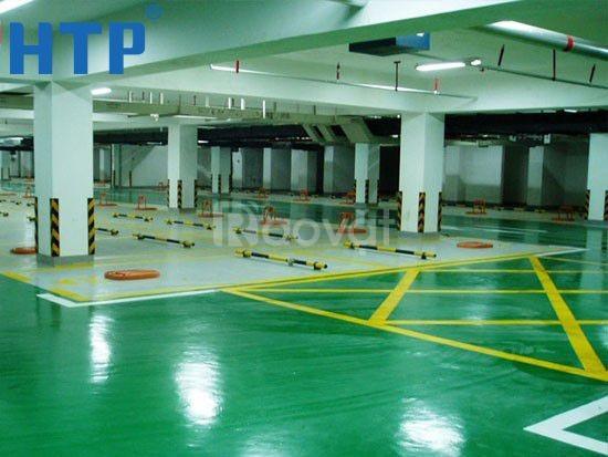 Nhận thi công sơn kẻ vạch line cho nhà xưởng giá rẻ, chất lượng HCM
