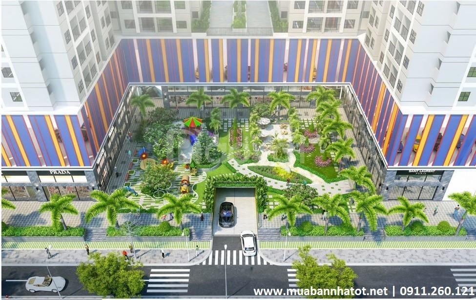 Bán lại căn hộ Saigon Avenue Thủ Đức sắp nhận nhà 2pn-2wc DT 47-62m2