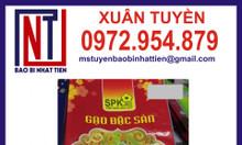 Cung cấp bao bì đựng gạo 5kg, 10kg tại TP.HCM