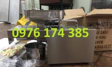 Máy ép dầu lạc mini STB-505, GD-03 ép dầu ăn sạch tại nhà giá rẻ