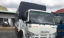 Xe tải Isuzu 1.9 tấn thùng dài 6.2m