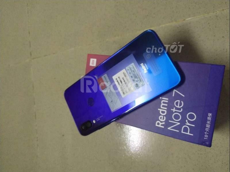 Xiaomi Redmi Note 7 Pro 6GB/128GB (Xanh)