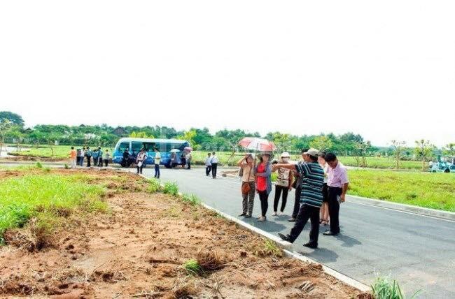 Bán nhanh lô đất 35m2 ngay tâm Đông Dư.