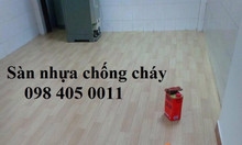 Địa chỉ bán sàn nhựa vân gỗ Hà Nội
