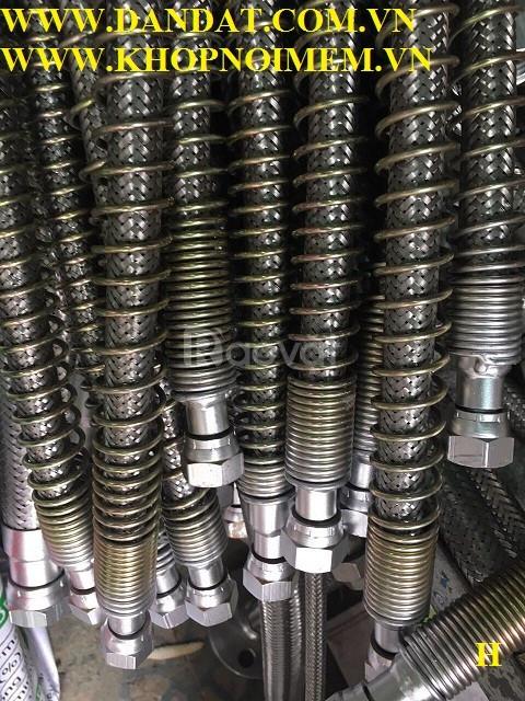Áp suất -Khớp nối mềm,khớp nối mềm inox, khớp nối mềm inox nối bích