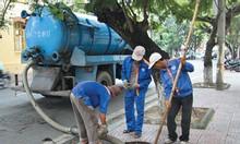 Hút bể phốt, thông tắc vệ sinh tại Hà Nội 100% hết tắc, hết mùi