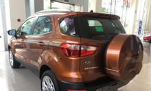 Ford Ecosport giảm tiền mặt+KM phụ kiện