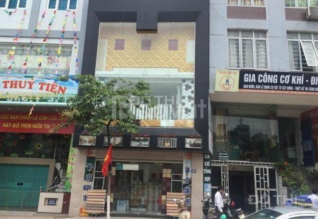 Cho thuê nhà mặt phố 189 Trung Kính Đôi DT 130m, MT6m