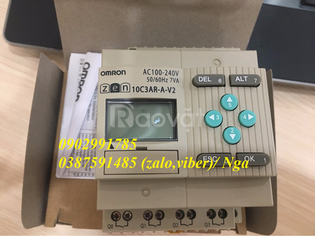ZEN-10C3AR-A-V2Bộ lập trình Zen hàng có sẵn
