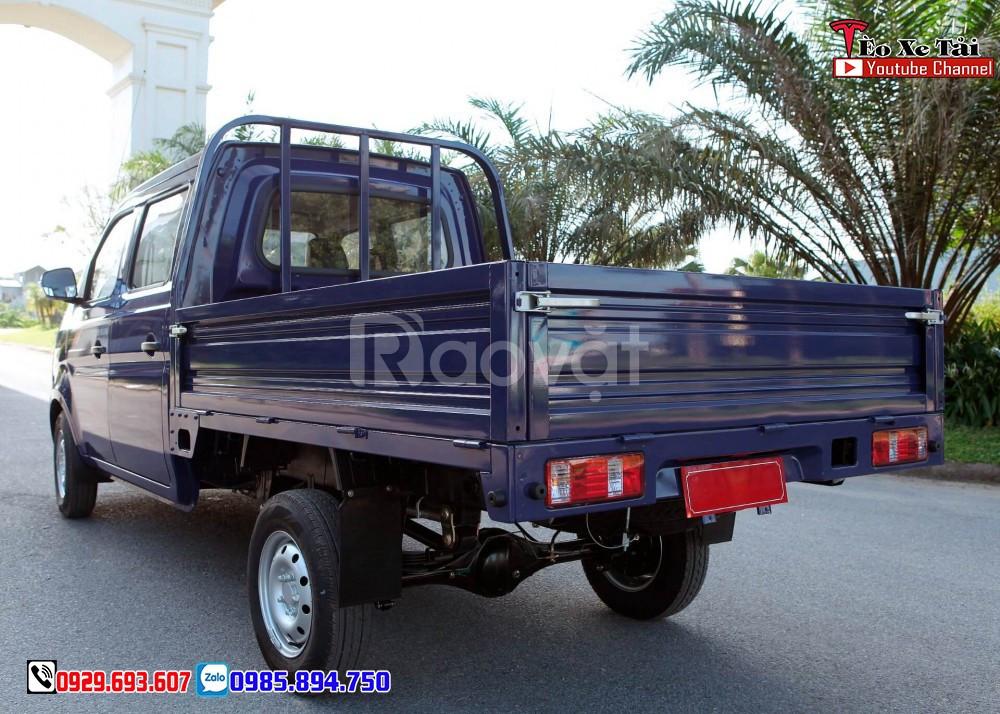 Trường giang cabin đôi, xe tải 6 chỗ ngồi - Giá xe tải cabin kép