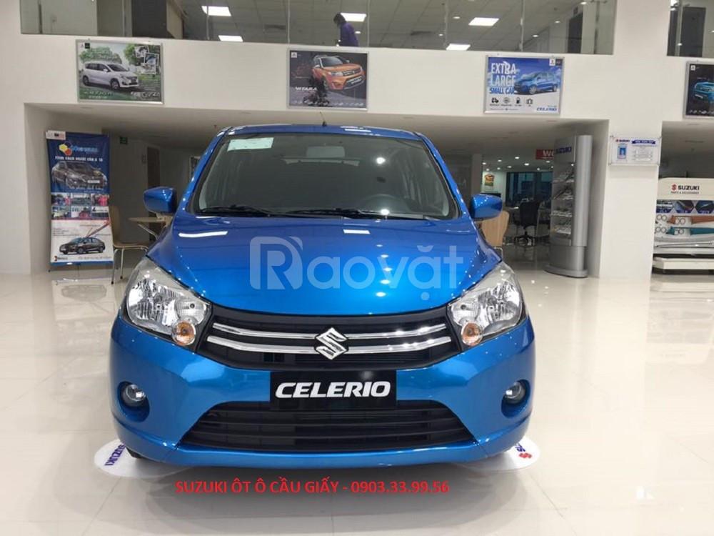 Suzuki Celerio 1.0L CVT giá tốt