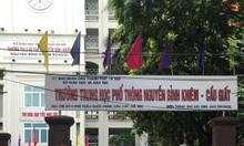 Chính chủ bán gấp nhà phân lô, phố Phan Văn Trường, DT 42m2