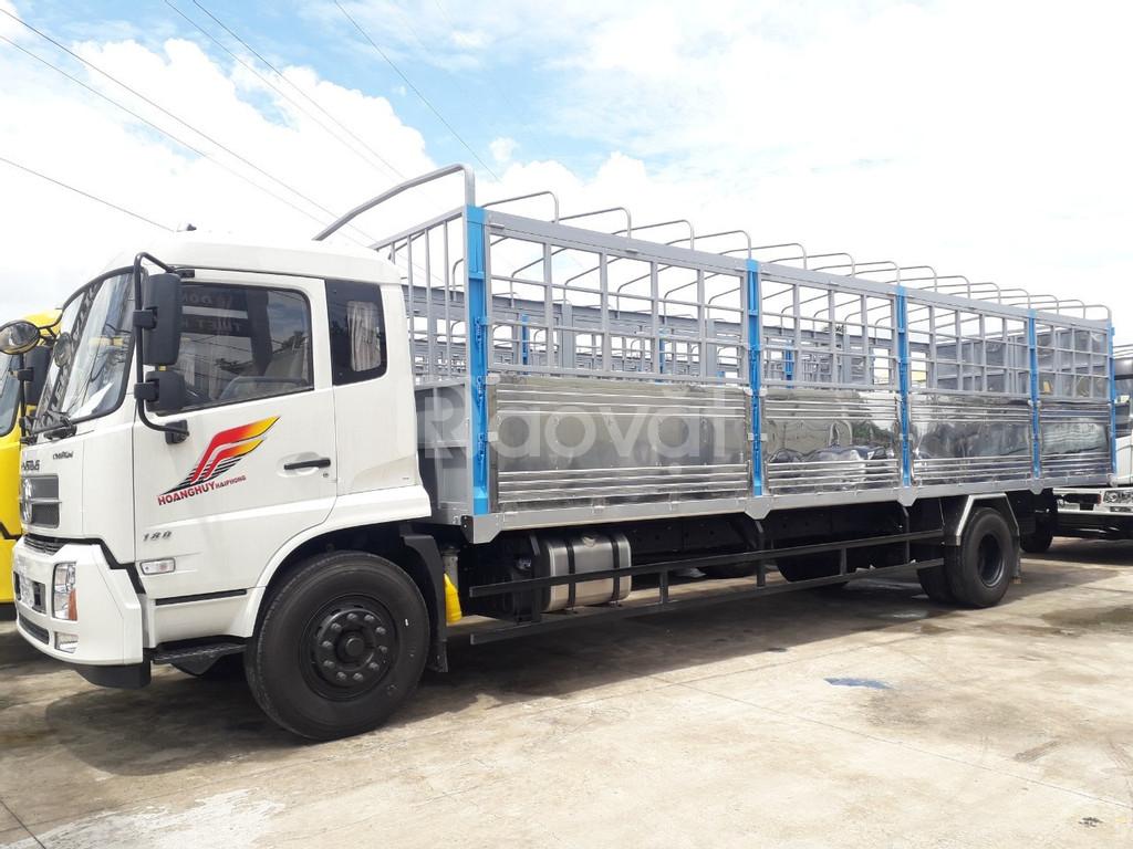 Xe tải Dongfeng động cơ Cumin Mỹ nhập khẩu