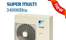 Điều hòa Multi Daikin Inverter Gas R32 - 5MKM100RVMV 1 chiều 34.100btu