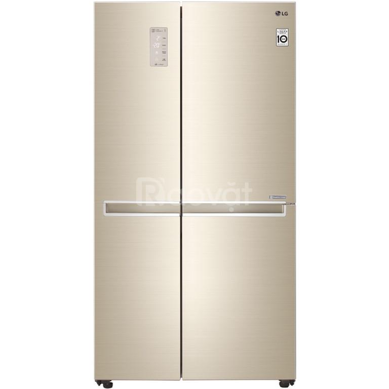 Tủ lạnh LG Side-by-Side Inverter 626 lít GR-B247JG