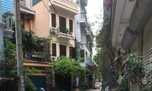 Bán nhà Nguyễn Văn Huyên, Nguyễn Khánh Toàn, Cầu Giấy, 63m2x6T, 4,6 tỷ