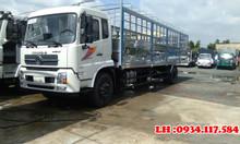 Xe tải Dongfeng B180  thùng dài 9m5 đa dạng chở hàng