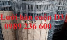 Sản xuất lưới D3a50x50 tại Hà Nội