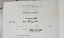 Cần bán gấp căn hộ tại Việt Trì