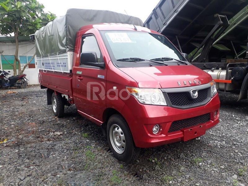 Xe tải Kenbo 990kg, giá xe tải kenbo 990kg thùng bạt