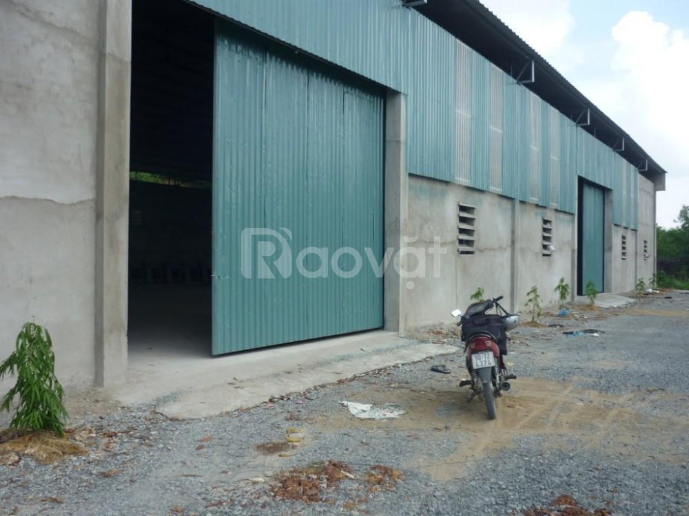 Cho thuê xưởng khu vực Thuận Giao - Thuận An - 300m2 - 12 tr/th
