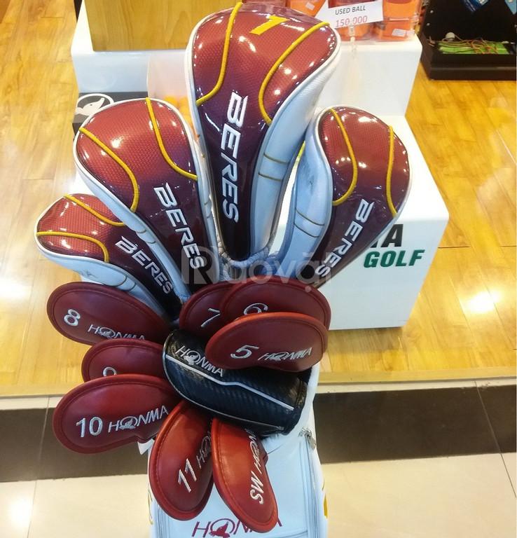 Fullset bộ gậy golf Honma 3 sao E06 ladies