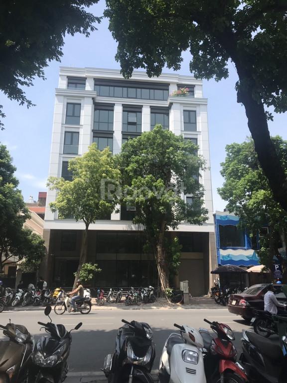 Cho thuê văn phòng quận Hoàn Kiếm, phố Quang Trung, Bà Triệu Trần Quốc