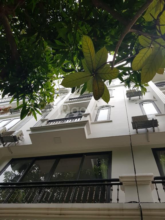 Nhà phố Đội Cấn, Ba Đình, thang máy, ôtô đỗ cửa. 48m2 giá 7,5 tỷ