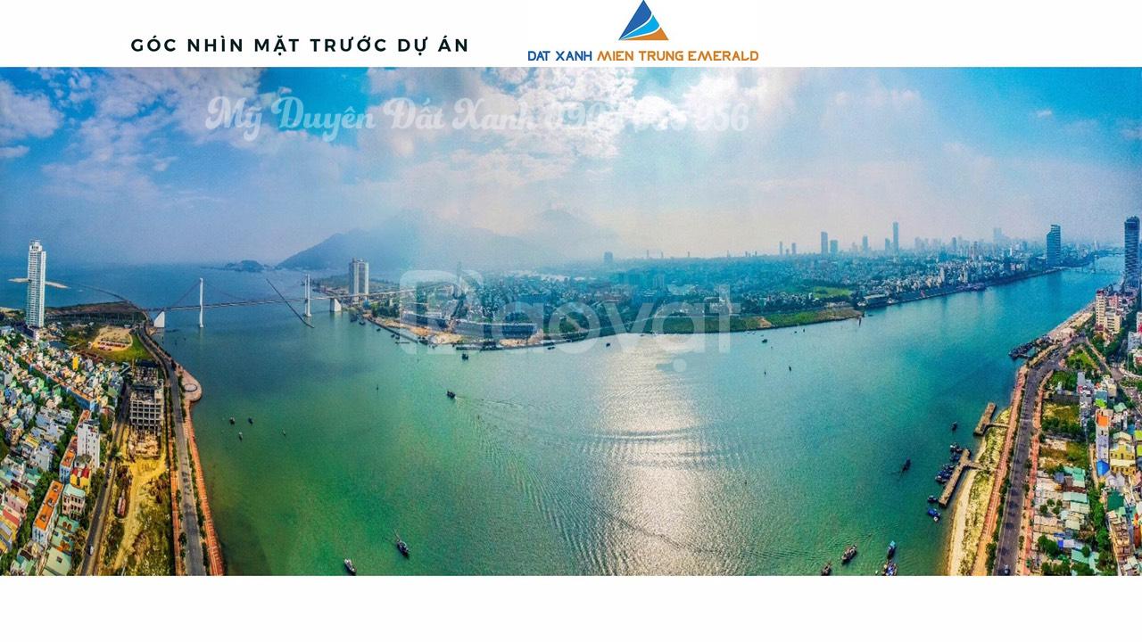 Căn hộ đẳng cấp - Nội thất chuẩn 5 sao tọa lạc tại sông Hàn Đà Nẵng