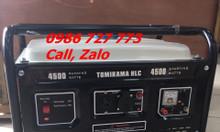 Máy phát điện Tomikama 4500 chạy xăng 3,5kw