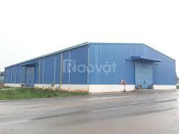 Cho thuê xưởng mới xây Bình Dương, diện tích 650m2
