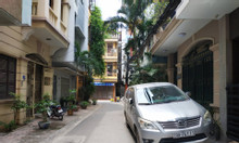 Bán nhà phân lô, ô tô, kinh doanh, Phan Văn Trường, giá 6,4 tỷ.