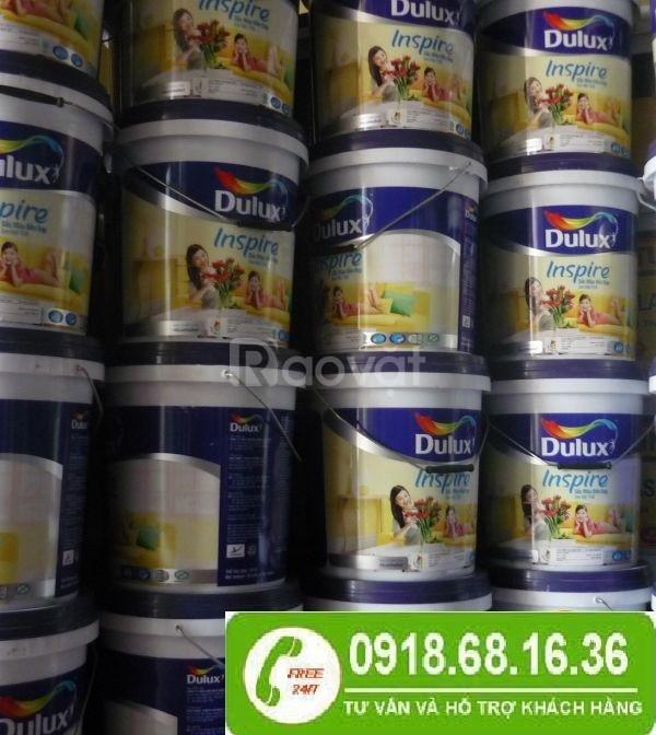 Địa chỉ bán sơn Dulux Inspire giá rẻ trên thị trường