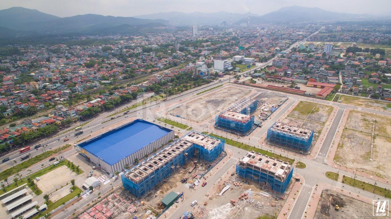 Đất nền trung tâm Uông Bí – Quảng Ninh
