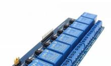 Module 8 Relay Với Opto Cách Ly (5VDC)