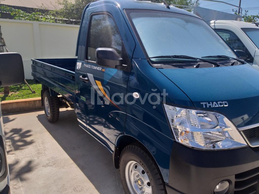 Giá xe tải nhẹ 990 Kg Vũng Tàu