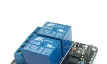 Module 2 Relay Với Opto Cách Ly (5VDC)