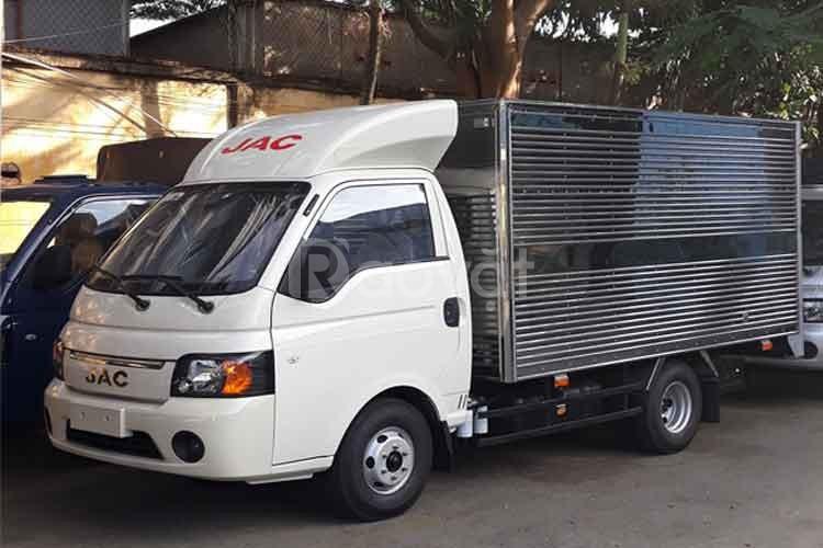 Bán xe tải Jac máy dầu 990kg, 1t25, 1t49 - Ôtô Phước Tiến