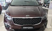 Kia Sedona Luxury D - 320 triệu nhận xe, ưu đãi hot tháng 7