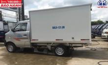 Bán xe tải Dongben DB1021 thùng bảo ôn, giá rẻ bất ngờ
