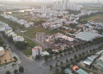 Căn hộ mặt tiền Nguyễn Lương Bằng  quận 7 mà giá chỉ có 1,4 tỷ/ căn