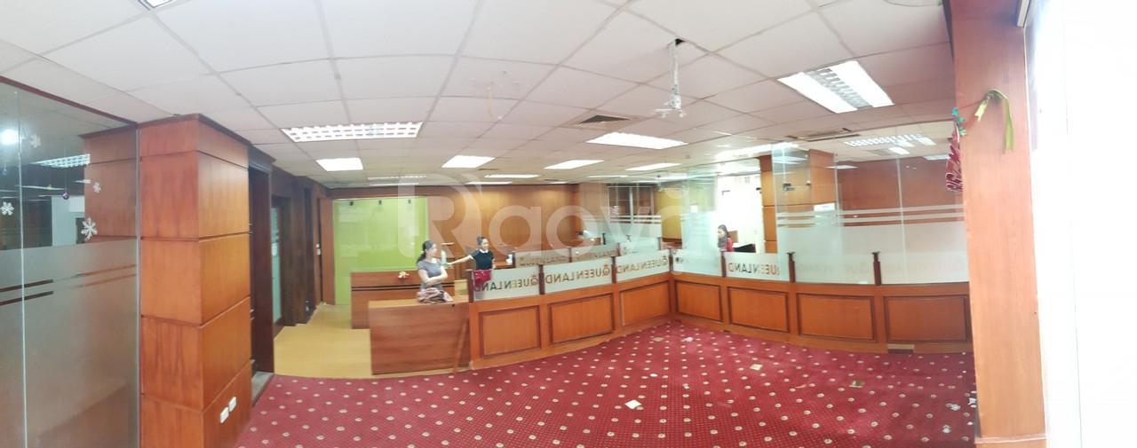 CEKS. Văn phòng tầng 1 trọn gói - Vimeco - Phạm Hùng - Cầu Giấy